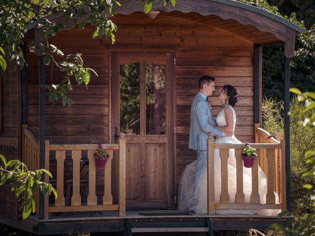 Le mariage de Chantal et Quentin