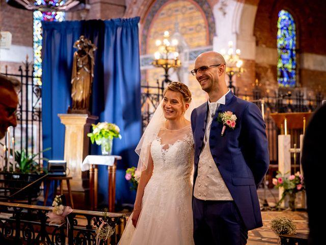 Le mariage de Emmanuel et Stéphanie à Bailleul, Nord 62