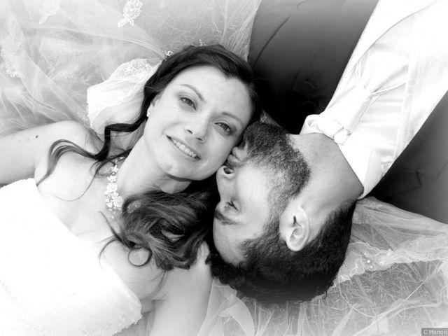 Le mariage de Sébastien et Elodie à Nîmes, Gard 1