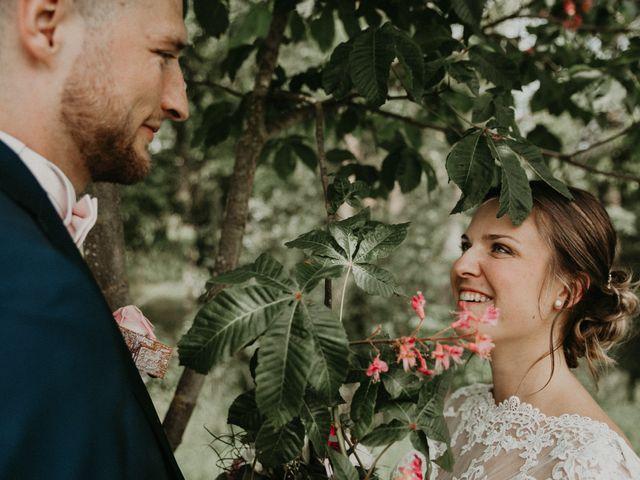 Le mariage de Estelle et Lionel