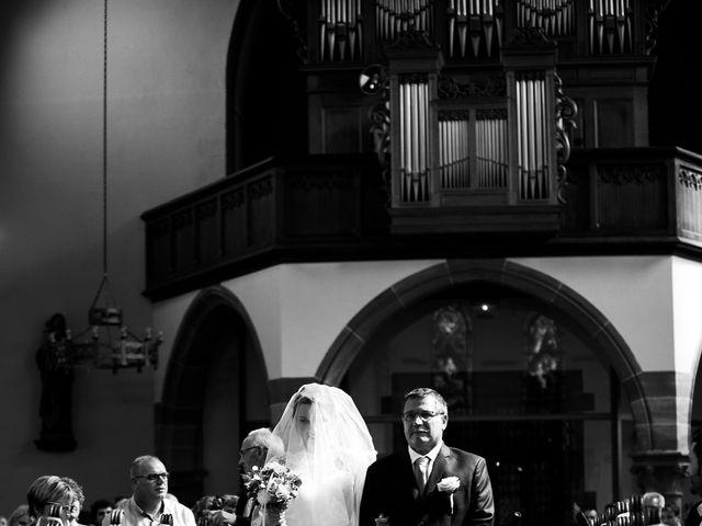 Le mariage de Lionel et Estelle à Strasbourg, Bas Rhin 8