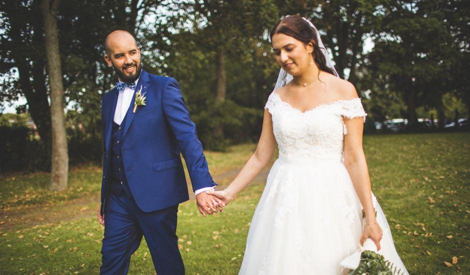 Le mariage de Florian et Astrid à Hem, Nord