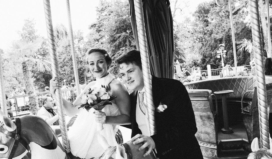 Le mariage de Aurore et Pierre à Neuilly-Plaisance, Seine-Saint-Denis