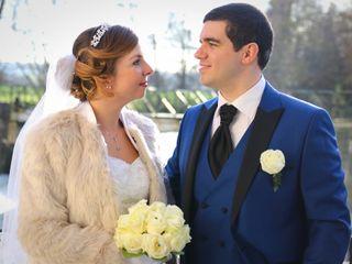 Le mariage de Julie et Dorian