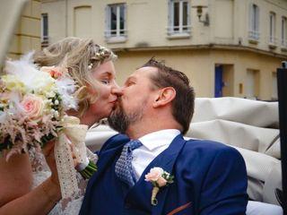 Le mariage de Carole et Ludovic