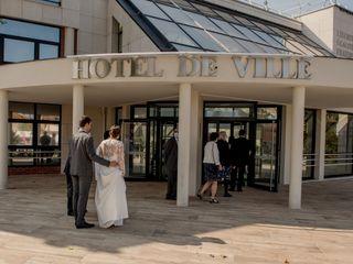 Le mariage de Julie et Antoine 1
