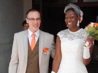 Le mariage de Sébastien et Cathy