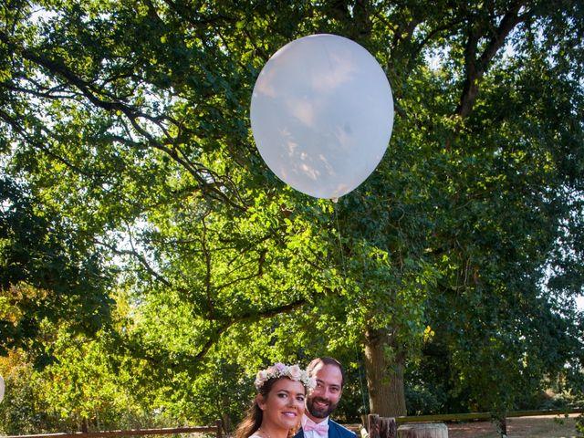 Le mariage de Mickael et Carole à Paray-Douaville, Yvelines 15