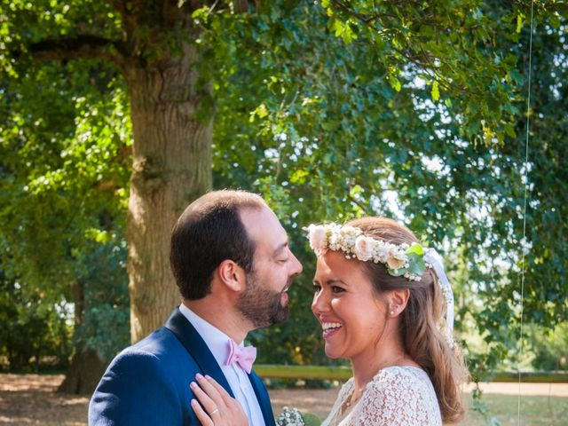 Le mariage de Mickael et Carole à Paray-Douaville, Yvelines 16