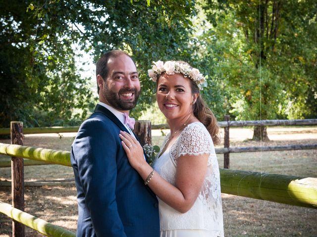 Le mariage de Carole et Mickael
