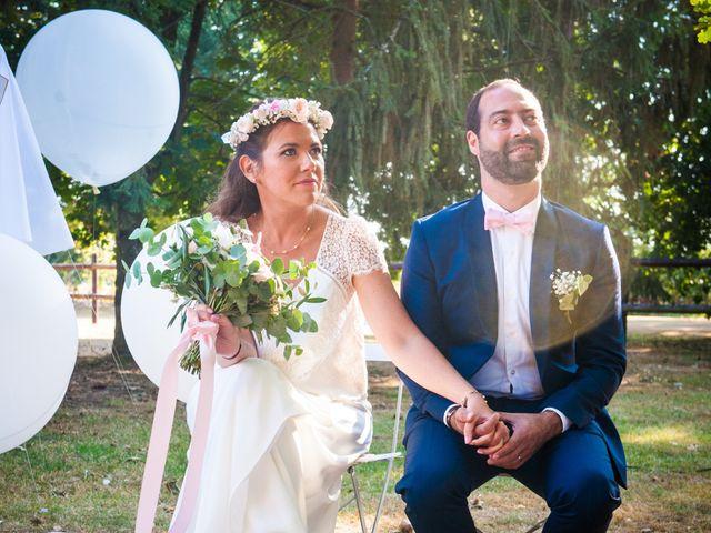 Le mariage de Mickael et Carole à Paray-Douaville, Yvelines 1