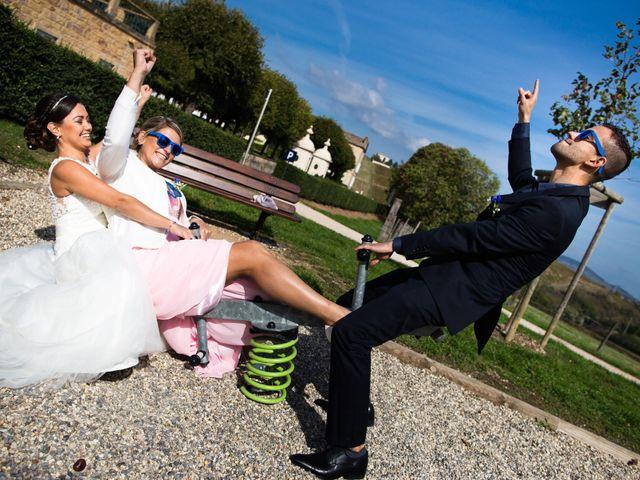 Le mariage de Nicolas et Cécile à Fontaines-sur-Saône, Rhône 15