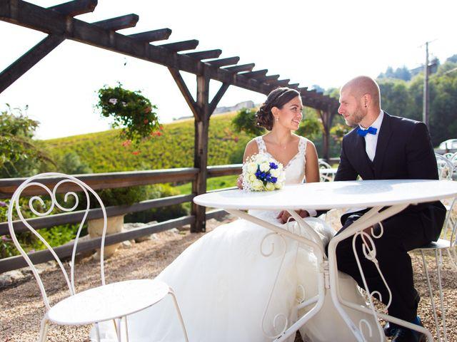 Le mariage de Nicolas et Cécile à Fontaines-sur-Saône, Rhône 17