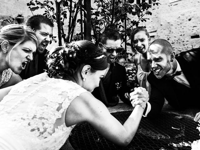 Le mariage de Nicolas et Cécile à Fontaines-sur-Saône, Rhône 20