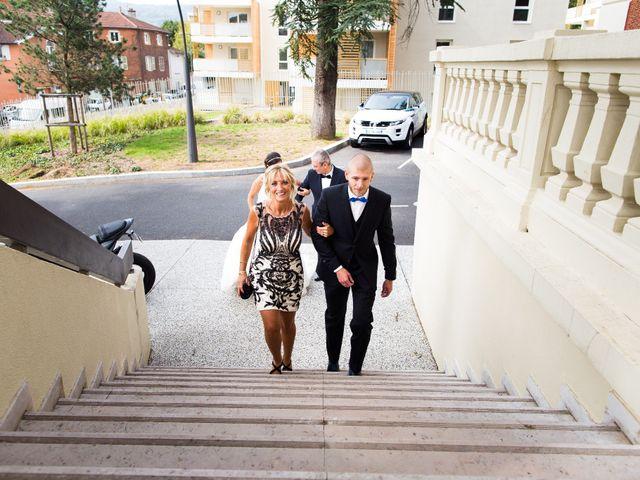 Le mariage de Nicolas et Cécile à Fontaines-sur-Saône, Rhône 27