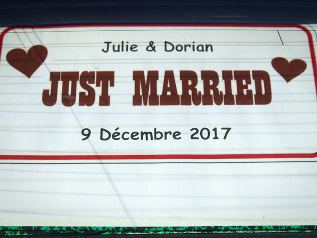 Le mariage de Dorian et Julie à Couilly-Pont-aux-Dames, Seine-et-Marne 19