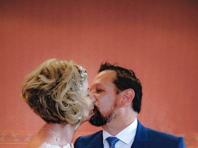 Le mariage de Ludovic et Carole à Fleury-sur-Andelle, Eure 8