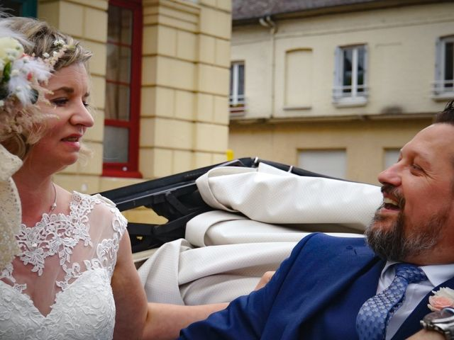 Le mariage de Ludovic et Carole à Fleury-sur-Andelle, Eure 12