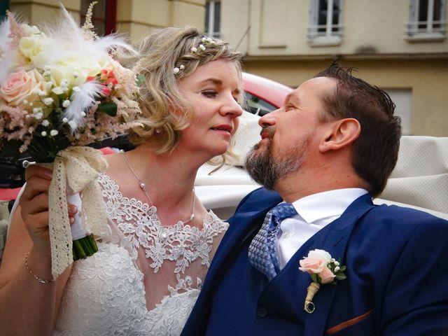 Le mariage de Ludovic et Carole à Fleury-sur-Andelle, Eure 13