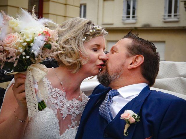 Le mariage de Ludovic et Carole à Fleury-sur-Andelle, Eure 14