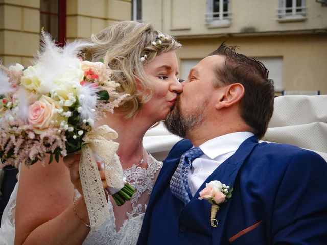Le mariage de Ludovic et Carole à Fleury-sur-Andelle, Eure 15