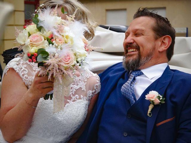 Le mariage de Ludovic et Carole à Fleury-sur-Andelle, Eure 17