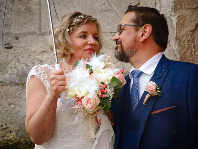 Le mariage de Ludovic et Carole à Fleury-sur-Andelle, Eure 19