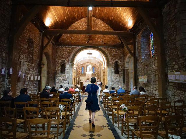 Le mariage de Ludovic et Carole à Fleury-sur-Andelle, Eure 20