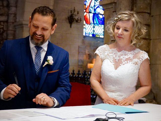 Le mariage de Ludovic et Carole à Fleury-sur-Andelle, Eure 25