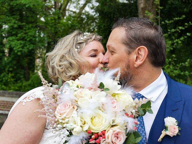 Le mariage de Ludovic et Carole à Fleury-sur-Andelle, Eure 32