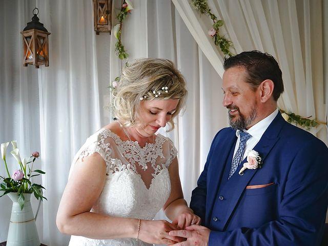 Le mariage de Ludovic et Carole à Fleury-sur-Andelle, Eure 56