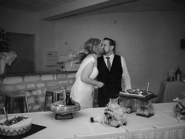 Le mariage de Ludovic et Carole à Fleury-sur-Andelle, Eure 77