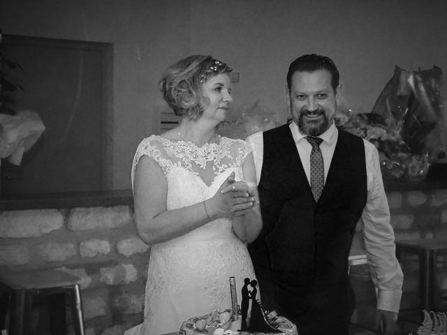 Le mariage de Ludovic et Carole à Fleury-sur-Andelle, Eure 78