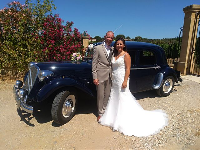 Le mariage de Caroline et Christophe