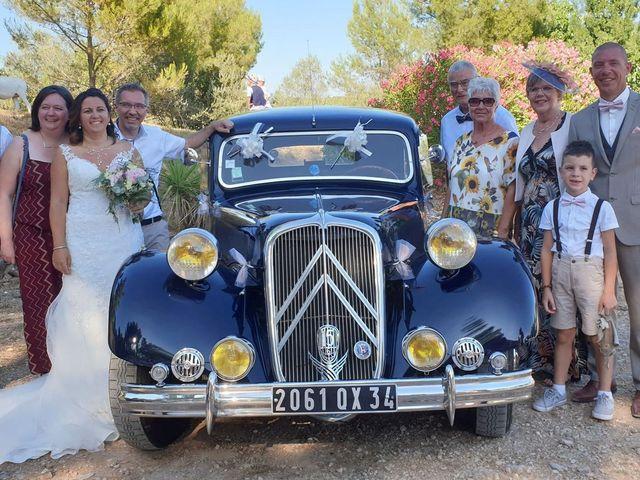 Le mariage de Christophe et Caroline à Le Pouget, Hérault 6