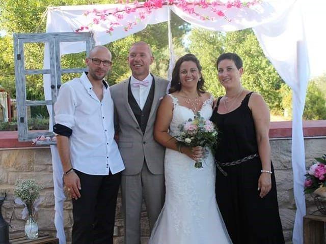 Le mariage de Christophe et Caroline à Le Pouget, Hérault 7