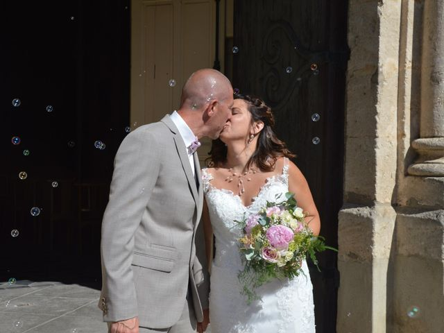 Le mariage de Christophe et Caroline à Le Pouget, Hérault 9