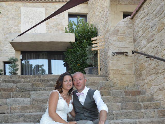 Le mariage de Christophe et Caroline à Le Pouget, Hérault 11