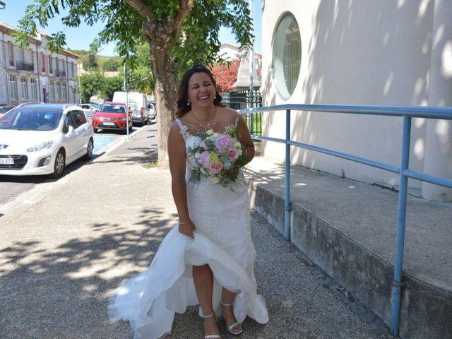 Le mariage de Christophe et Caroline à Le Pouget, Hérault 13
