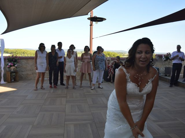Le mariage de Christophe et Caroline à Le Pouget, Hérault 15