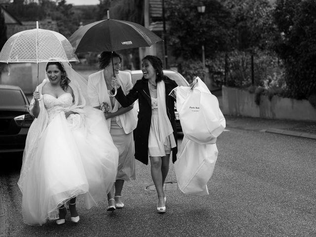 Le mariage de Adrien et Marjorie à Gougenheim, Bas Rhin 12
