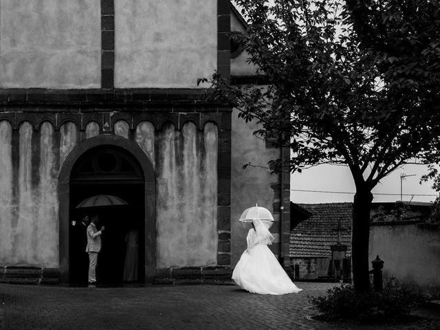 Le mariage de Adrien et Marjorie à Gougenheim, Bas Rhin 1