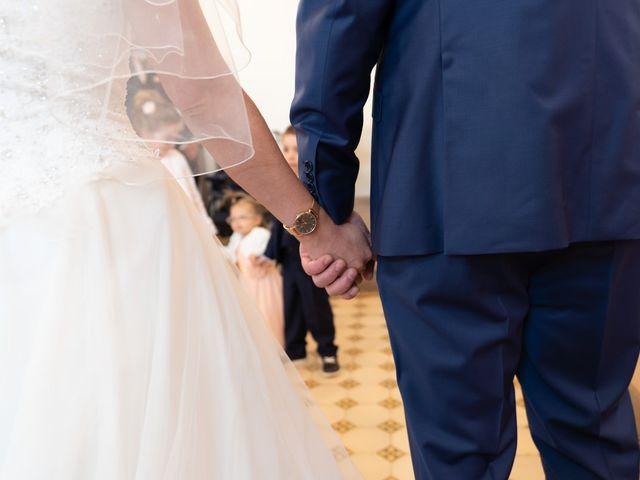 Le mariage de Adrien et Marjorie à Gougenheim, Bas Rhin 20