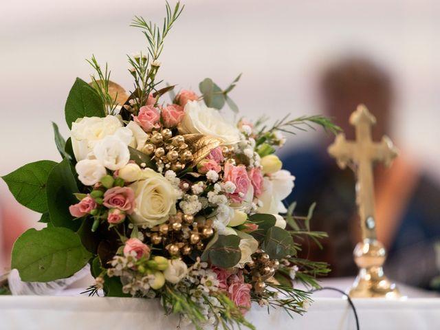 Le mariage de Adrien et Marjorie à Gougenheim, Bas Rhin 22