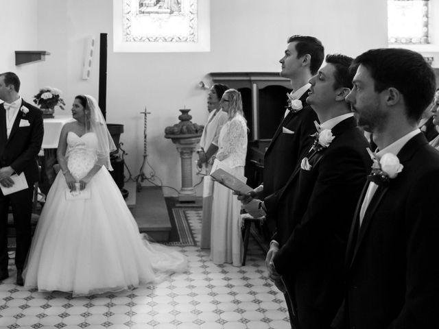 Le mariage de Adrien et Marjorie à Gougenheim, Bas Rhin 23