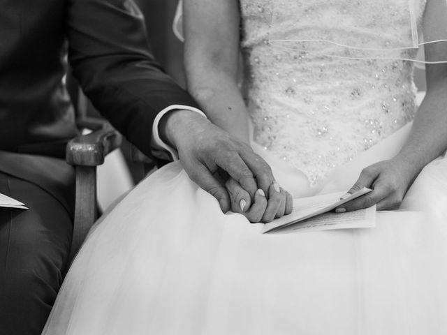 Le mariage de Adrien et Marjorie à Gougenheim, Bas Rhin 25