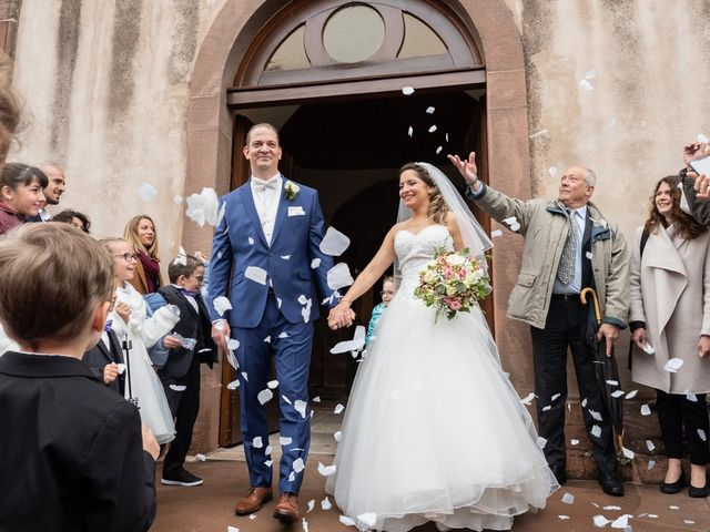 Le mariage de Adrien et Marjorie à Gougenheim, Bas Rhin 28