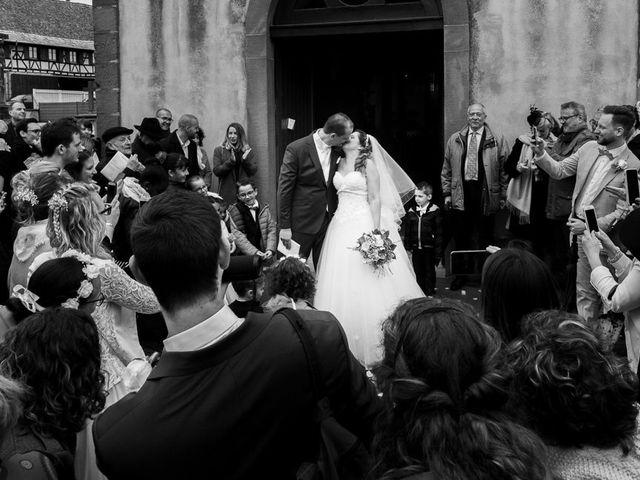 Le mariage de Adrien et Marjorie à Gougenheim, Bas Rhin 29
