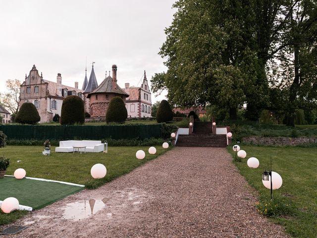 Le mariage de Adrien et Marjorie à Gougenheim, Bas Rhin 30