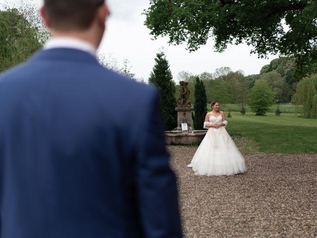 Le mariage de Adrien et Marjorie à Gougenheim, Bas Rhin 40